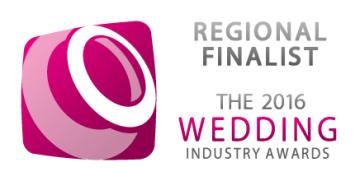 Wedding Industry Awards Finalist
